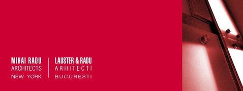 Locuri de munca la Lauster&Radu Arhitecti
