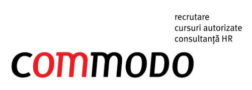 Állásajánlatok, állások Commodo - Resurse Umane