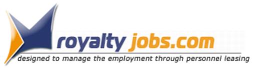 Stellenangebote, Stellen bei ROYALTY JOBS