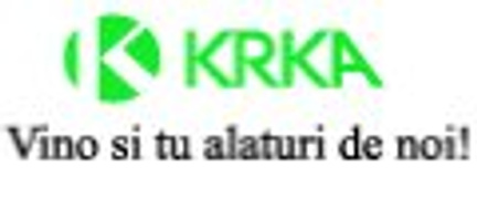 Job offers, jobs at Krka Romania SRL