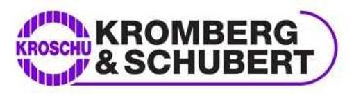 Locuri de munca la S.C. Kromberg & Schubert Romania Me S.R.L.