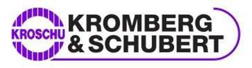 Stellenangebote, Stellen bei S.C. Kromberg & Schubert Romania Me S.R.L.
