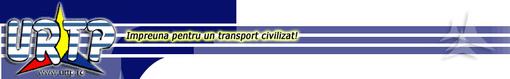 Locuri de munca la UNIUNEA ROMANA DE TRANSPORT PUBLIC