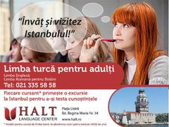 Locuri de munca la HALT Language Center