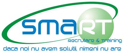 Locuri de munca la Smart Recrutare si Training