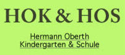 Job offers, jobs at Scoala germana/ Gradinita germana Hermann Oberth