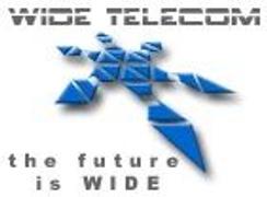 Locuri de munca la SC Wide Telecom SRL