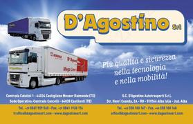 Locuri de munca la D'Agostino Autotrasporti S.r.l.