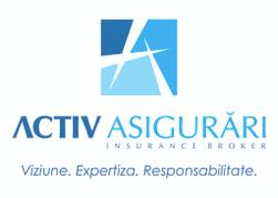 Locuri de munca la ACTIV ASIGURARI-BROKER DE ASIGURARE-REASIGURARE SRL
