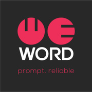 Job offers, jobs at S.C. Weword S.R.L.