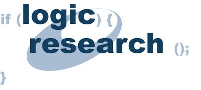 Locuri de munca la LOGIC RESEARCH