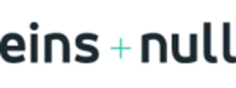 Locuri de munca la eins+null GmbH & Co KG