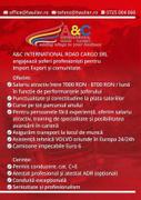 Job offers, jobs at A&C INTERNATIONAL ROAD CARGO