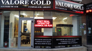 Job offers, jobs at SC VALORE GOLD SRL