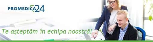 Job offers, jobs at SC PROMEDICA24 CENTRAL EUROPE SRL