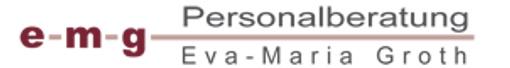 Job offers, jobs at emg personalberatung Eva-Maria Groth