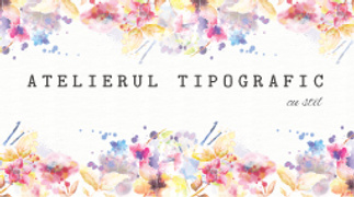 Job offers, jobs at Atelierul Tipografic cu stil