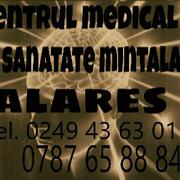 Locuri de munca la CENTRUL MEDICAL DE SANATATE MINTALA ALARES SRL Slatina