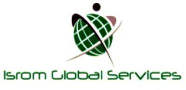 Stellenangebote, Stellen bei Isrom Global Services