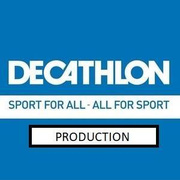 Stellenangebote, Stellen bei DECATHLON PRODUCTION