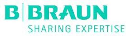 Locuri de munca la B. Braun Pharmaceuticals SA