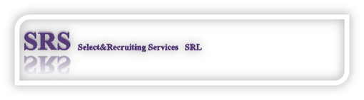 Job offers, jobs at Select&Recruiting Services SRL