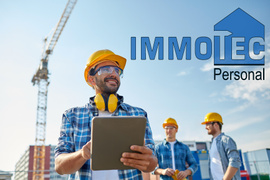 Job offers, jobs at Immotec Personal GmbH
