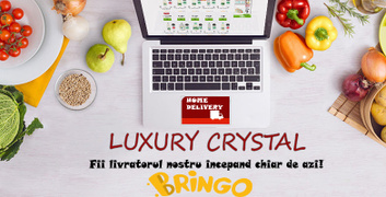 Job offers, jobs at Luxury Crystal Delivery