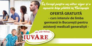Állásajánlatok, állások Iuvare Heimbetriebsgesellschaft mbH