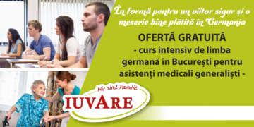 Job offers, jobs at Iuvare Heimbetriebsgesellschaft mbH