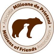 Locuri de munca la Asociatia de Protectie a Animalelor Milioane de Prieteni
