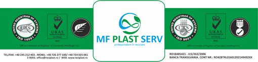 Locuri de munca la MF PLAST SERV SRL
