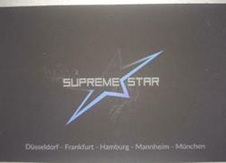 Locuri de munca la Supreme Star GMBH