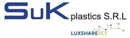 Locuri de munca la SUK - PLASTICS SRL