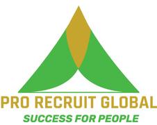 Job offers, jobs at Pro Recruit Global LTD