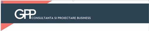 Locuri de munca la GPP CONSULTANȚĂ ȘI PROIECTARE BUSINESS SRL