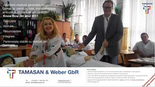Locuri de munca la Tamasan & Weber GbR