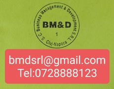 BUSINESS MANAGEMENT & DEVELOPMENT SRL bmdsrl@gmail.com