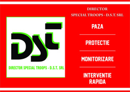 DIRECTOR SPECIAL TROOPS - D.S.T. SRL