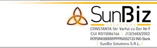 Sc. Sunbiz Solutions S.R.L