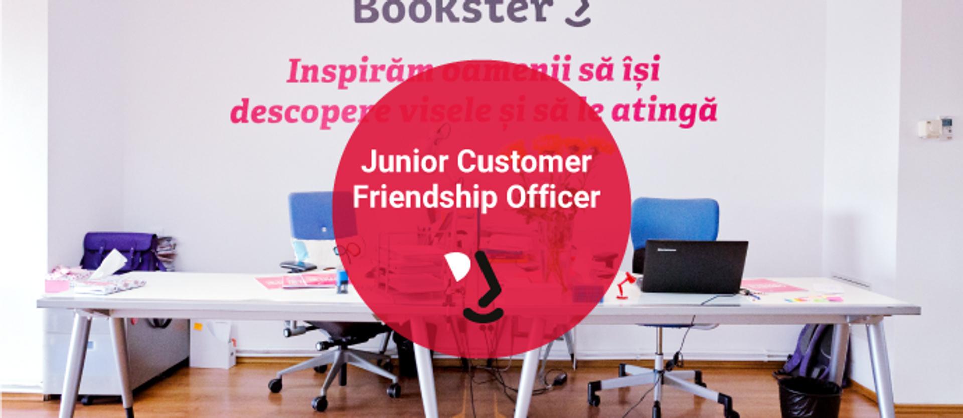 Junior-Customer-Friendship-officer