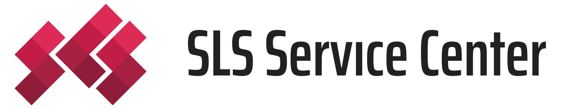 SLS Horizontal Color service center