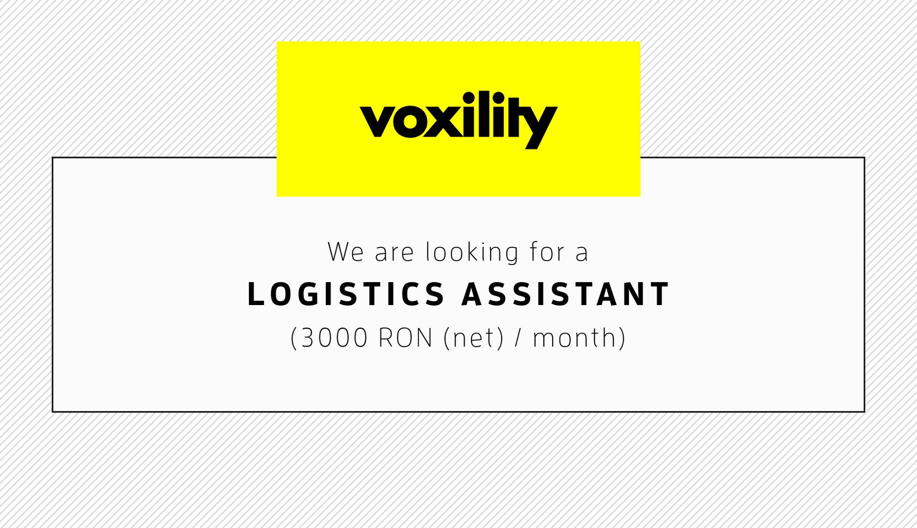 job_ad_logistics_assistant