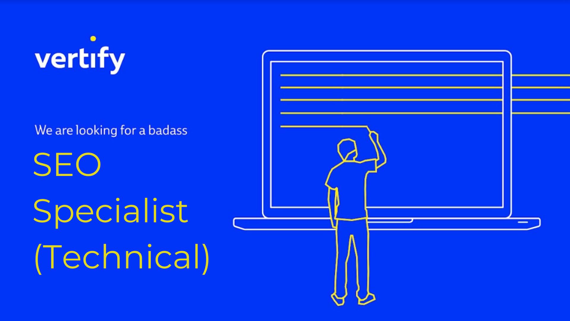 specialist seo job