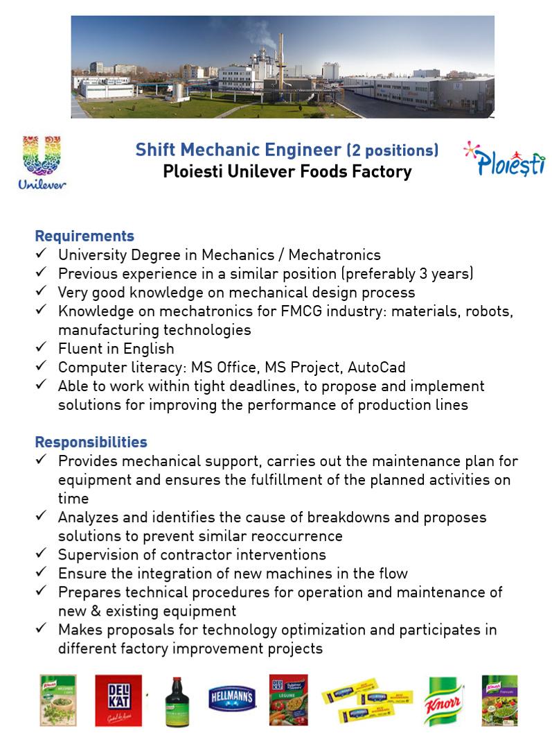 Shift Mech Eng