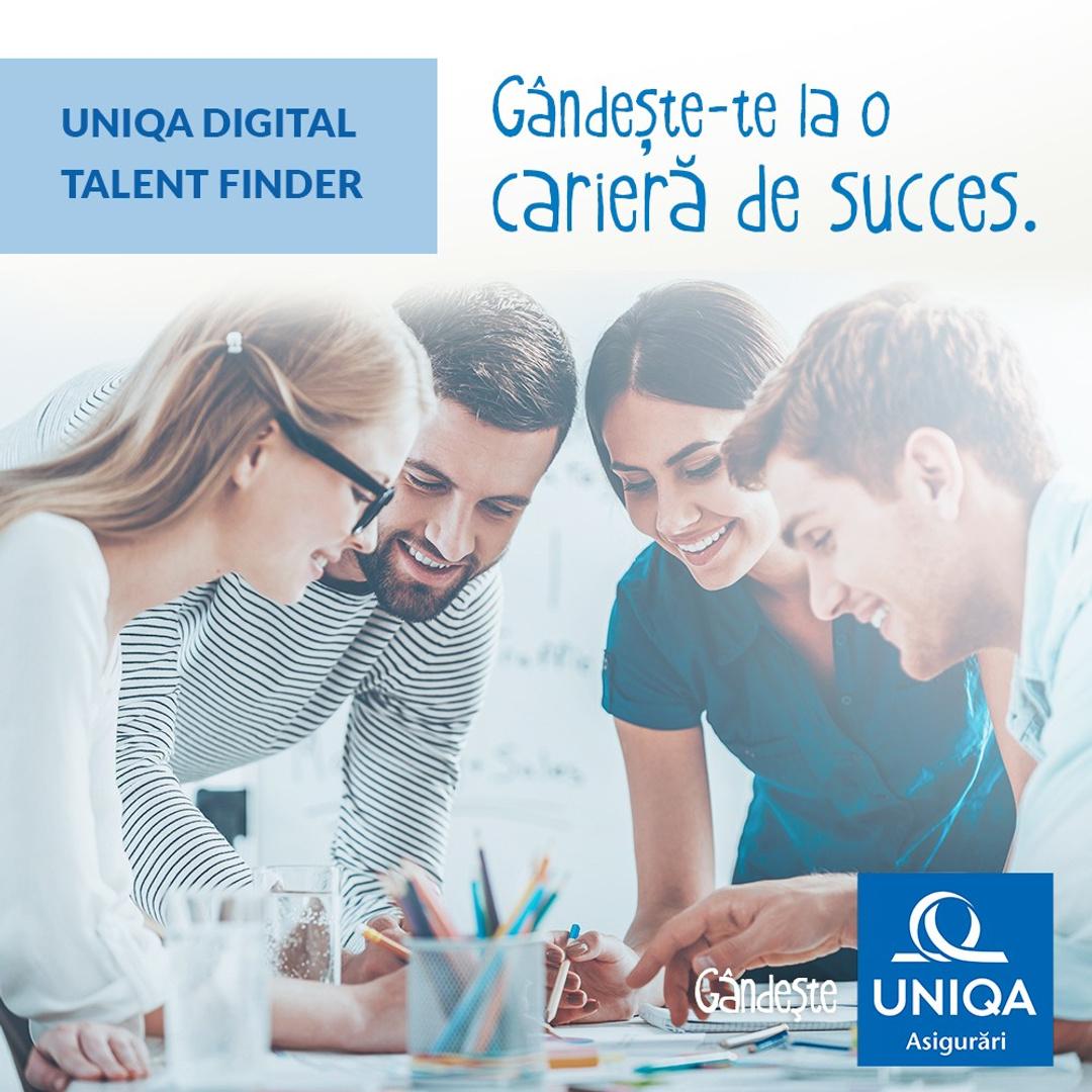 UNIQA Digital Talent Finder Internship