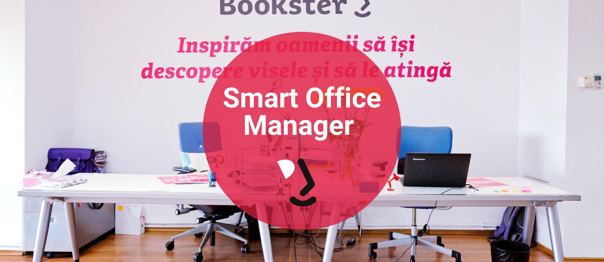 Smart Office Manager Best Jobs