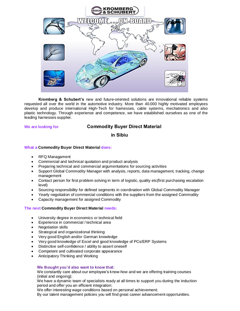 Commodity Buyer Direct Material (1)