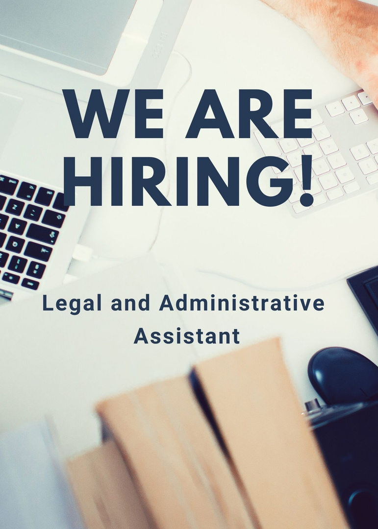 Maroon Office Hiring Job Vacancy Announcement
