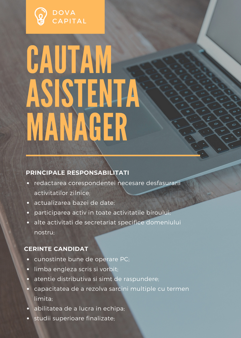 as manager nou